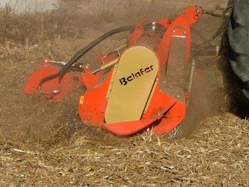 Trituradora TRB-P restos cosecha 5 mts