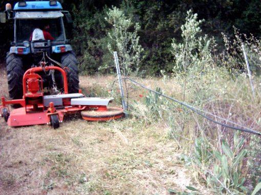 desbrozadora ecologica DD con sensor3