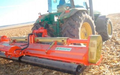 Belafer TRBP-495. Trituradora para cereal y grandes plantaciones.