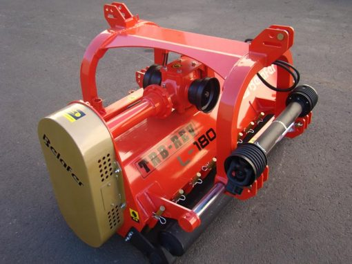 trituradora reversible TRB-REV-180 citricos